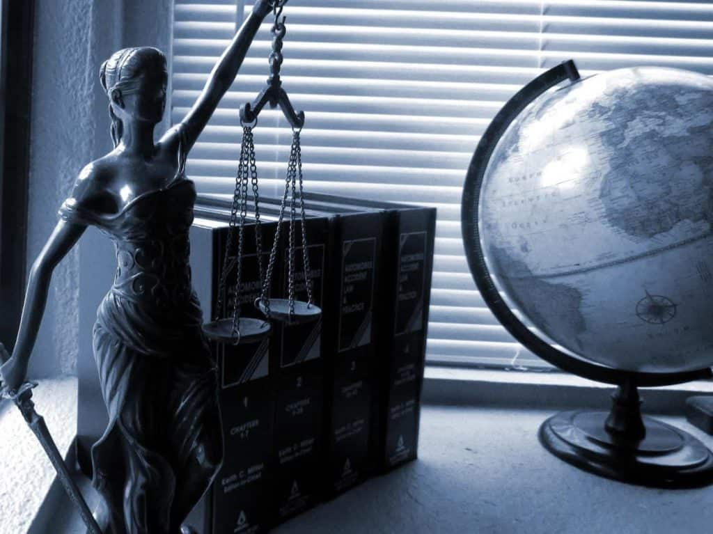 Juristische Übersetzung - Übersetzung von juristischen Texten