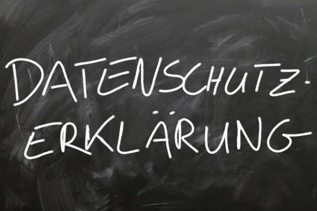 ÜBERSETZUNGEN VON RECHTSTEXTEN: Übersetzung der Datenschutzerklärung