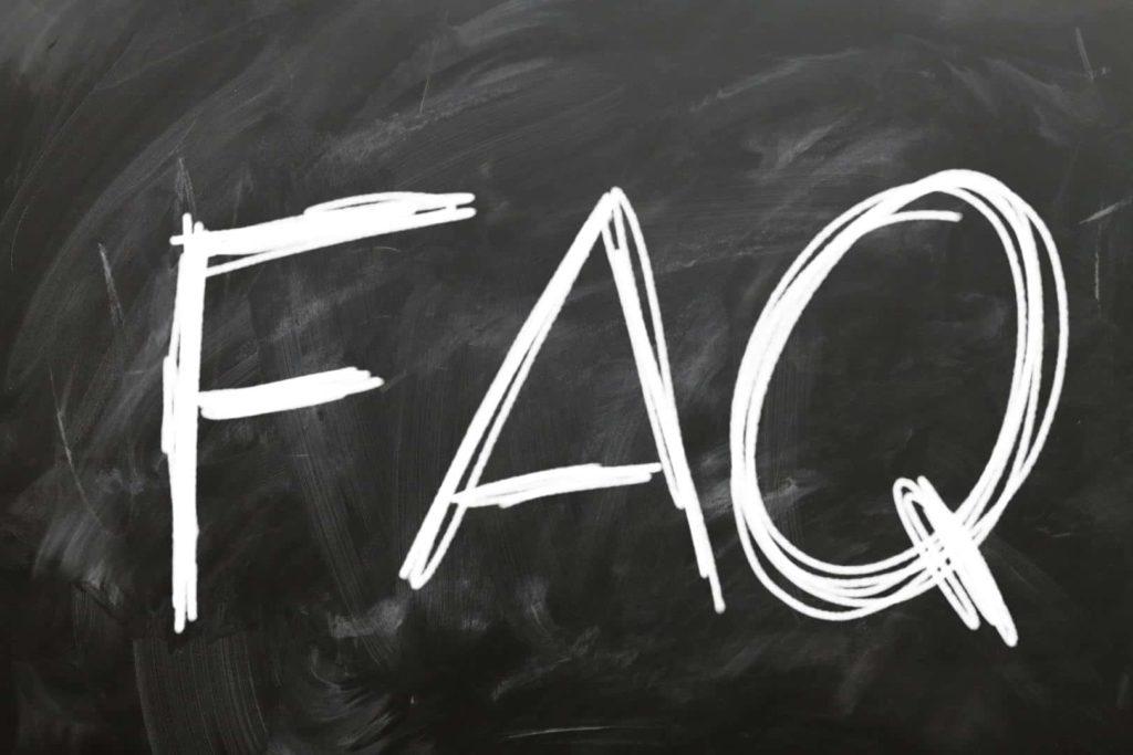 ÜBERSETZUNGEN VON RECHTSTEXTEN: Übersetzung FAQ - Übersetzung von häufig gestellten Fragen