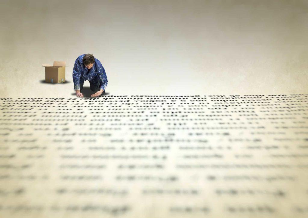 Juristische Übersetzungen, Übersetzung von juristischen Texten: Länge des Dokuments
