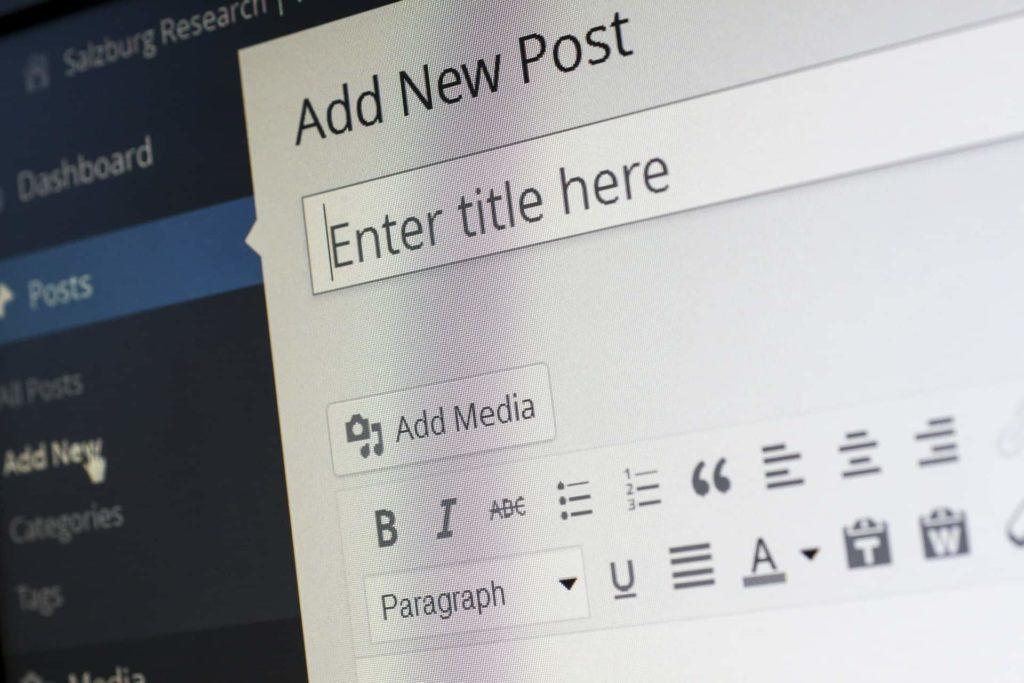 ÜBERSETZUNG VON WEBSEITEN:  Blog Übersetzung